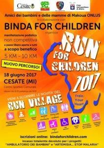 Binda for Children   Cesate