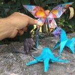 origami fatti dal Mago Dylan