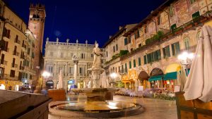 Verona con la Magia di Dylan