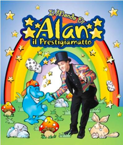 Mago Alan Gardaland